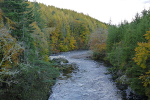 Findhorn River - normal