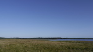 A beautiful morning on Findhorn Bay