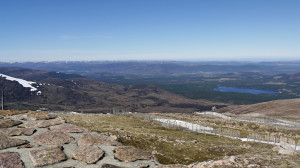 View from Cairngorm