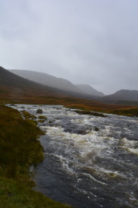 A driech River Spey