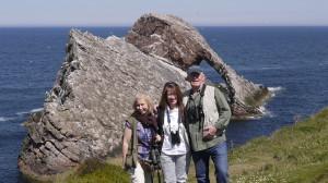 Maura, Karen and Glenn