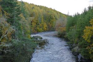 Findhorn River - normal