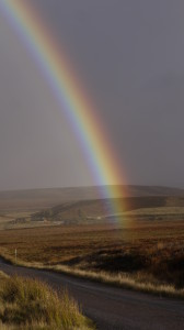 Rainbow Lochindorb