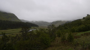 Low cloud in the Valley