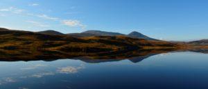 Lochan near Achnasheen
